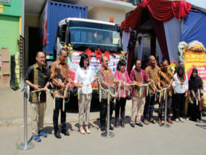 PT Nutricell Pacific Ekspor Obat Hewan ke Vietnam
