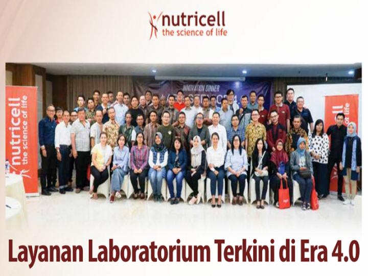 Layanan Laboratorium Terkini di Era 4.0
